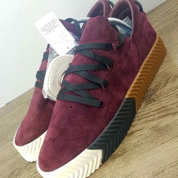 Adidas Alexander Maroon Gum Skate Originals Wang aCFqw8a